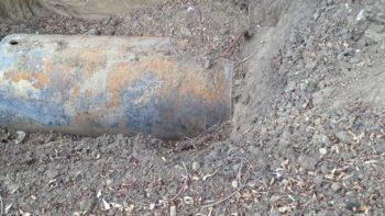 Permalink to: Underground Storage Tank Removal Services