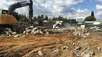 Permalink to: Demolition Services